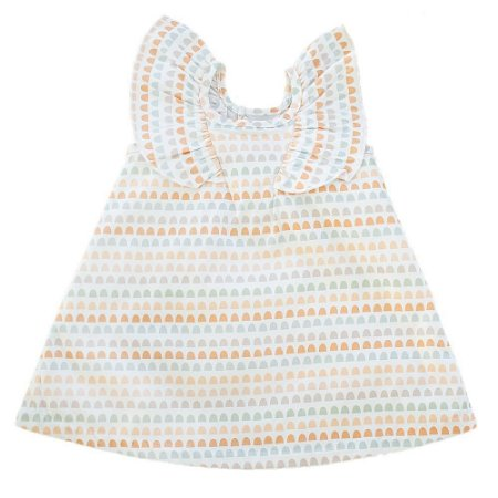 Vestido Infantil Feminino Arcos - Tilly Baby