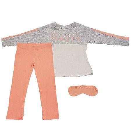 Pijama Infantil Feminino Sleep - Have Fun