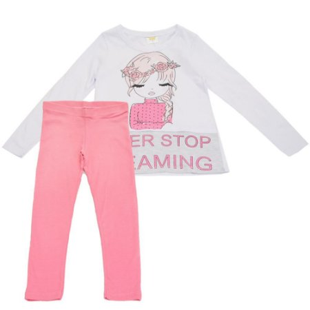 Pijama Infantil Feminino Menina - Have Fun