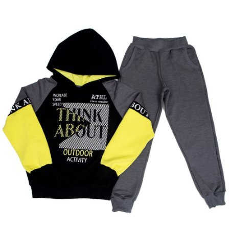 Conjunto Infantil Masculino Think About - Have Fun