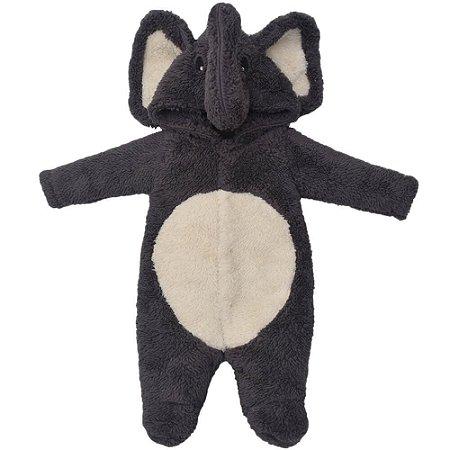 Macacão Infantil Masculino Elefantinho - Upi Uli