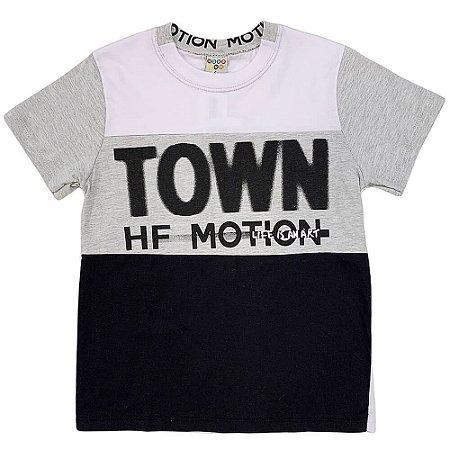 Camiseta Malha Silk Strong - Have Fun