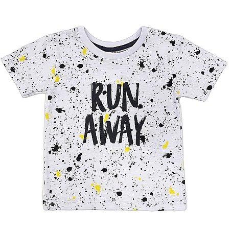 Camiseta Malha Hun Away - Have Fun
