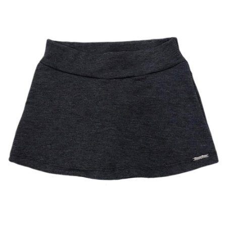Shorts Saia Cotton Grafite - Have Fun