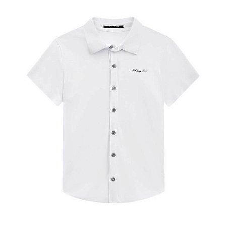 Camisa Suedine de Botões - Johnny Fox