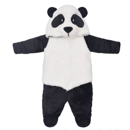 Macacão Infantil Unissex Panda - Upi Uli