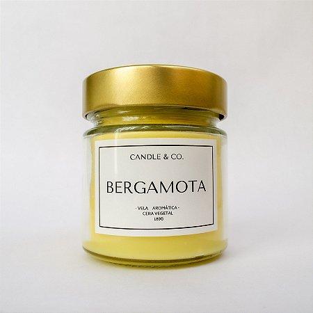 Vela Bergamota CLÁSSICA 180gr
