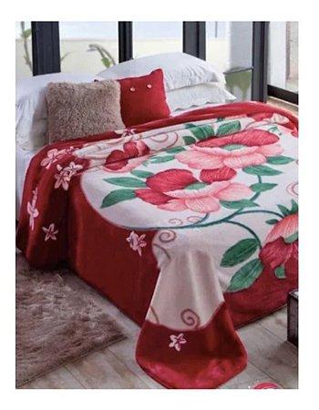 Cobertor Jolitex Casal Kyor  1,80x2,20m Atlanta Macio Quente