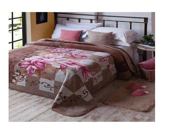 Cobertor Casal Kyor Plus Mendoza Microfibra Macio Jolitex