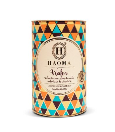 Haoma Bombom Wafer Chocolate+Avela Edicao limitada