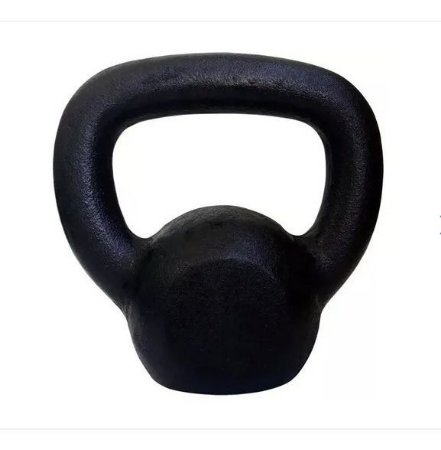 Ketlebel Kit 6+14 Kgs Halter Anilha Pesos Musculação 2unid