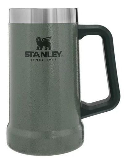 Caneca Termica Cerveja Gelada Chopp Festa Stanley 709ml