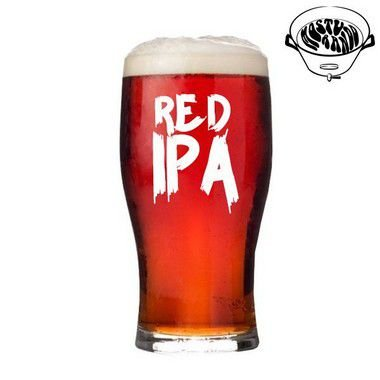 Kit Receita Canal Mosturando Red Dragon IPA - 20 litros