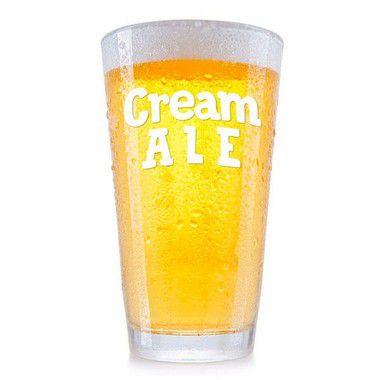 Kit Receita Cerveja Cream Ale - 50L