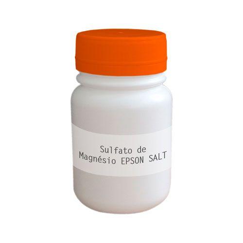 Sulfato de Magnésio (Epson Salt) 50g - Ultra Puro
