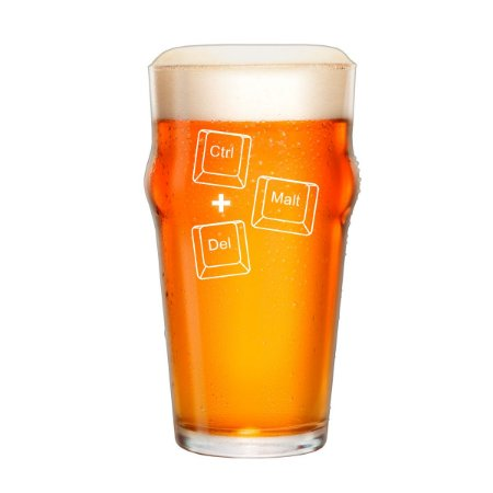 Kit Receita Cerveja Fácil Ctrl + Malt + Del - 10 Litros