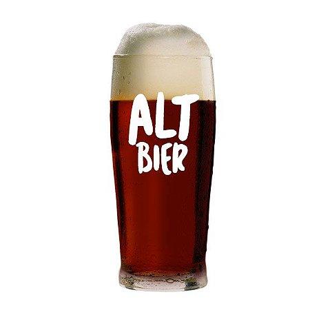 Kit Receita Cerveja Altbier - 20L
