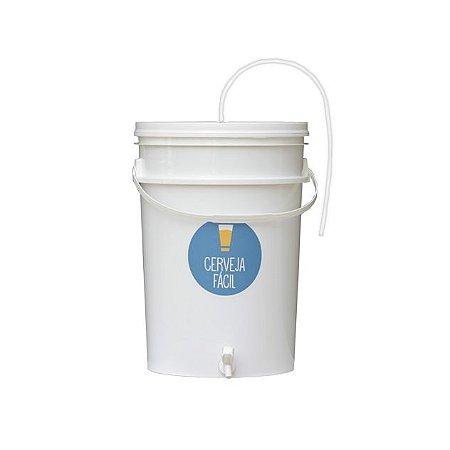 Balde Fermentador 20 litros com mangueira Blowoff