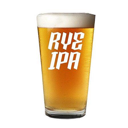 Kit Receita Cerveja Rye IPA - 20L