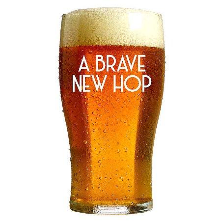 Kit Receita Cerveja Fácil Brave New Hop - 20 litros