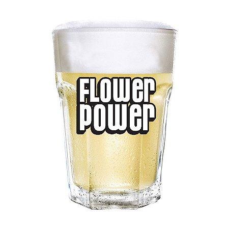Kit Receita Cerveja Fácil  Flower Power - Witbier - 10 litros