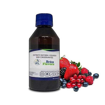 Extrato Natural de Frutas Vermelhas 50ml
