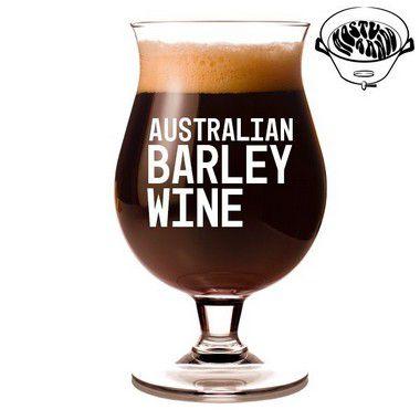 Kit Receita Canal Mosturando Australian Barley Wine - 20 litros