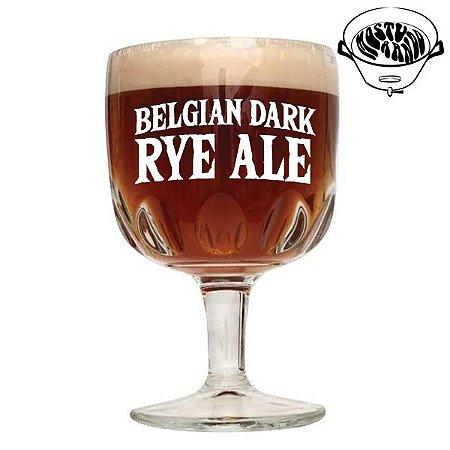 Kit Receita Canal Mosturando Belgian Dark Rye Ale - 20 litros