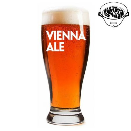 Kit Receita Canal Mosturando Pink Vienna Ale - 20 litros