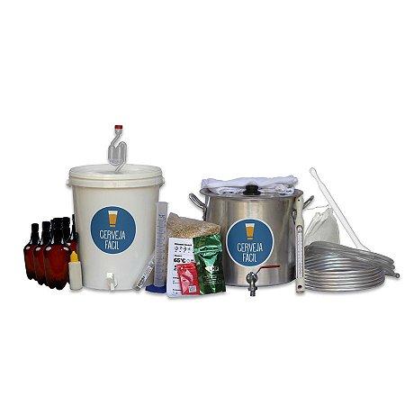 Kit BIAB Cerveja Fácil 10 litros Pet