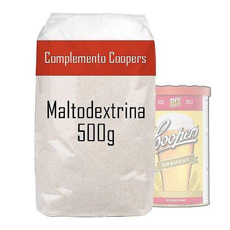 Kit Complemento Coopers - Maltodextrina (500g )