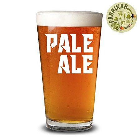 Kit Receita Fabrikar Cerveja American Pale Ale - 5 litros
