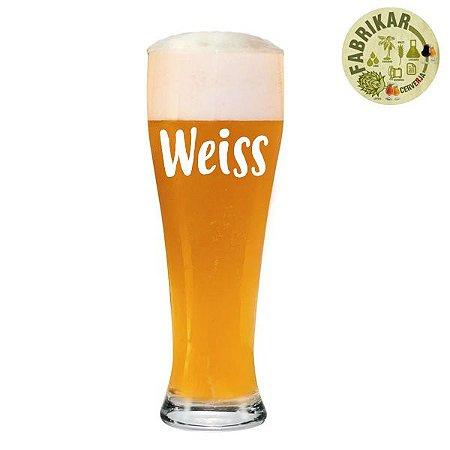Kit Receita Fabrikar Cerveja German Weiss - 5 litros