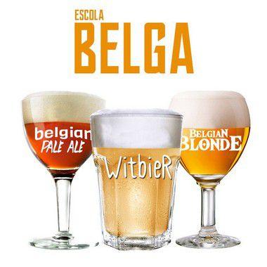 Kit de Receitas - Escola Belga