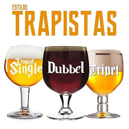 Kit de Receitas - Cervejas Trapistas