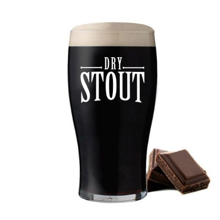 Kit Receita Cerveja Dry Stout com Chocolate - 20L