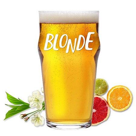 Kit Receita Cerveja Blonde Ale com Frutas Cítricas e Flor de Laranjeira- 20L