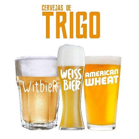Kit de Receitas - Cervejas de Trigo - 20l