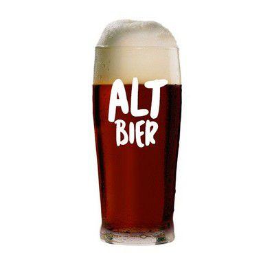 Kit Receita Cerveja Altbier - 10L