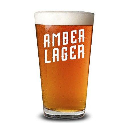 Kit Receita Cerveja Amber Lager - 10L