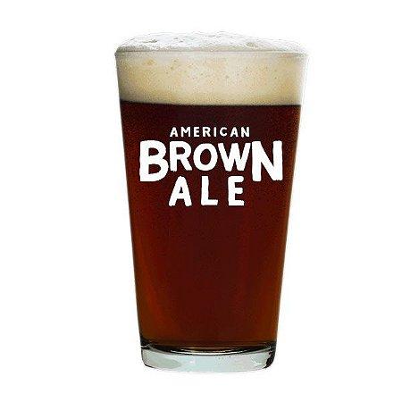 Kit Receita Cerveja American Brown Ale - 10L