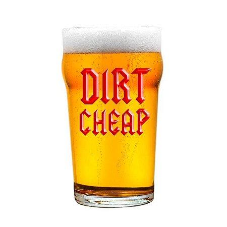 Kit Receita Cerveja Fácil Dirty Cheap - 20 litros