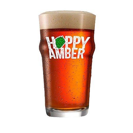 Kit Receita Cerveja Fácil Hoppy Amber - 20 litros