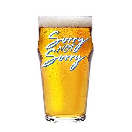 Kit Receita Cerveja Fácil Sorry Not Sorry - 20 litros