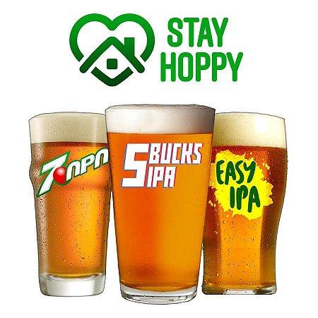 Kit Stay Hoppy Cerveja Fácil 20 litros