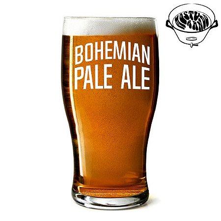 Kit Receita Canal Mosturando Bohemian Pale Ale - 10 litros