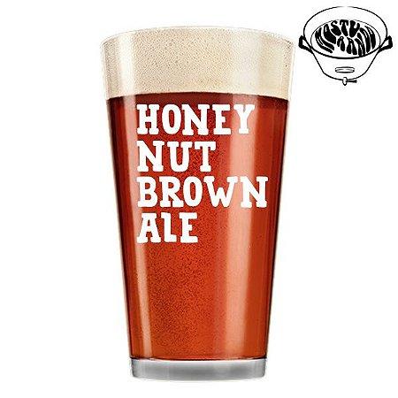 Kit Receita Canal Mosturando Honey Nut Brown Ale - 10 litros