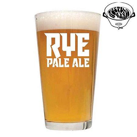 Kit Receita Canal Mosturando Rye Pale Ale - 10 litros