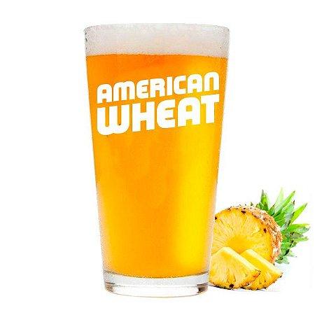 Kit Receita Cerveja American Wheat com Abacaxi - 10L