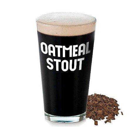 Kit Receita Cerveja Oatmeal Stout com Carvalho - 10L